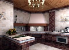 制作厨房台面的材料,你造有哪些么?