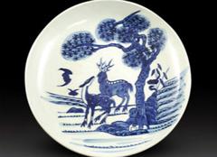 陶瓷画,源自于传统文化的表达