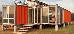 关于集装箱房屋的优点,你都造么?