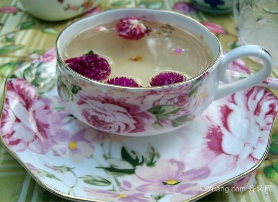 红花茶的功效与作用