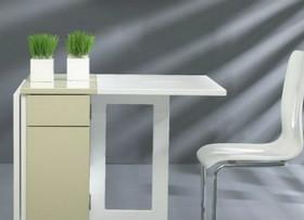 可以折叠的餐桌,让家居不再拥挤