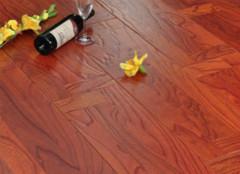 柚木地板,美中也有不足感