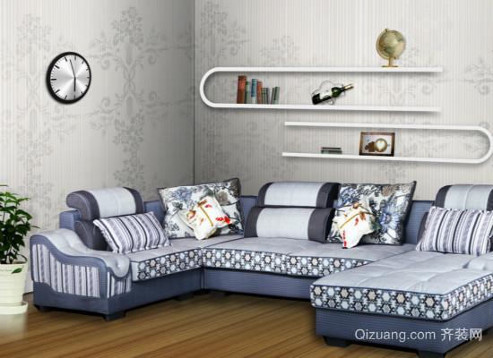曲美沙发效果图