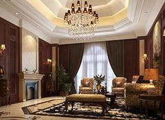 客厅水晶吊灯选购和安装要点分析