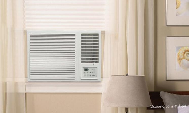 美的窗式空调