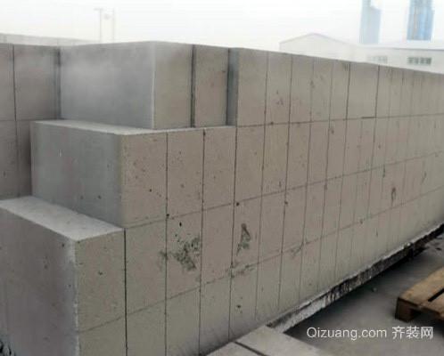 加气混凝土砌块规格有哪些