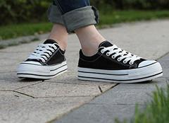 帆布鞋怎么洗,五招解决问题
