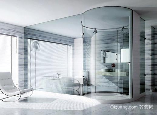 德立淋浴房效果图