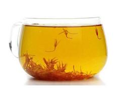 红花茶的功效与作用介绍