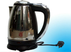 如何去除电水壶中的水垢?