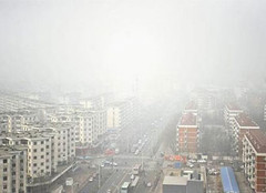 关于雾霾天气的危害,你知道吗?