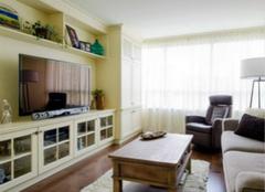 不同风格的电视柜,它的高度有哪些?