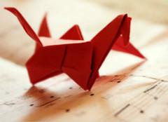 千纸鹤的寓意有哪些?