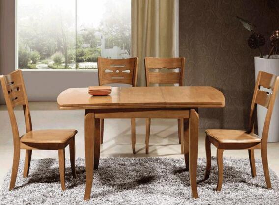 可折叠餐桌