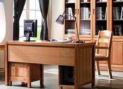书桌高度参考,为自己选择合适的书桌高度
