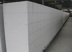 加气混凝土砌块尺寸标准和尺寸标准的意义
