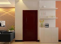 房门尺寸和房门选择的要点