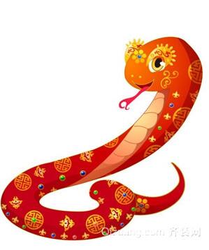 属蛇的名人