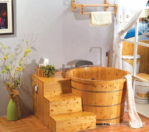 木桶浴缸尺寸