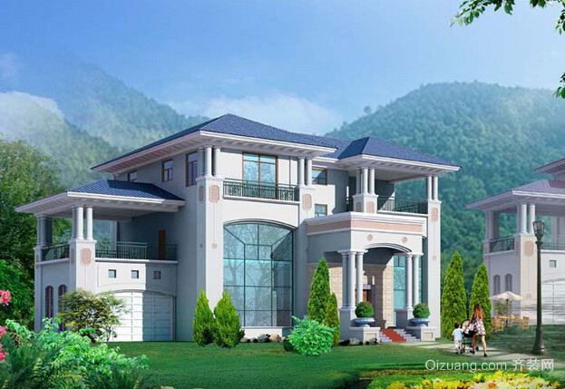 别墅设计说明范文