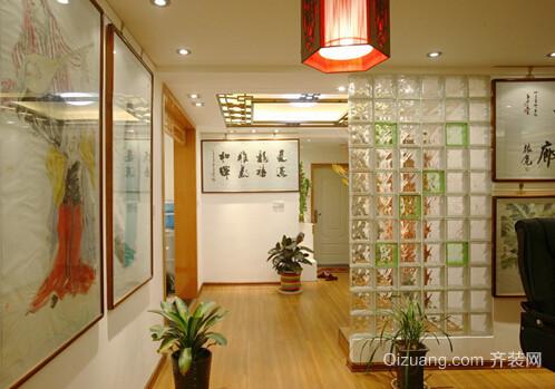 玻璃砖隔墙