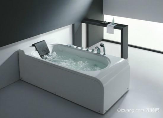 冲浪按摩浴缸好吗