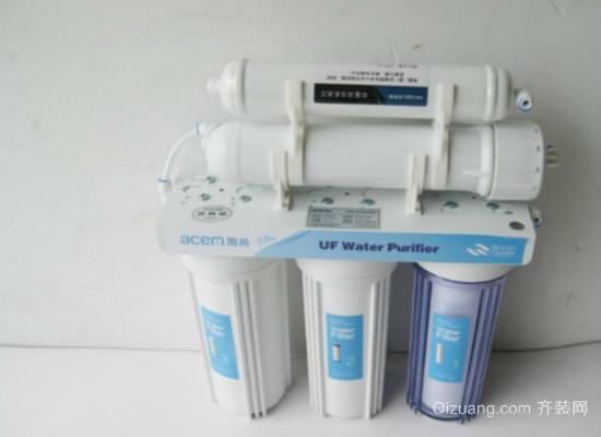 立升净水超滤机怎么样