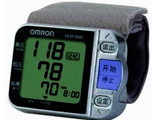 電子血壓計什么牌子好 前十強