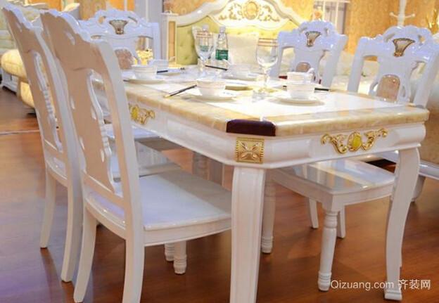 大理石餐桌价格