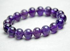 紫水晶手链的含义是什么?