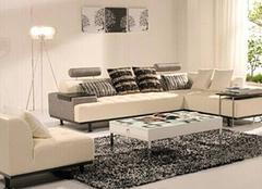 选择好的沙发 高端大气又舒适