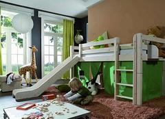 带滑梯的儿童床价格 乱花渐欲迷人眼