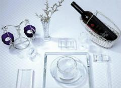 钢化玻璃餐具:保证健康的关键