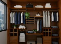 高品质衣柜 成功人士的最佳拍档