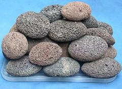 珍贵石材火山石  水族领域作用大