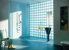 空心玻璃砖:装饰与性能俱佳的装饰材料