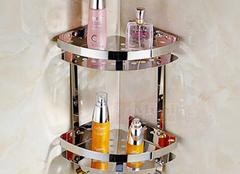 选购、保养置物架 让卫生间持久光鲜亮丽
