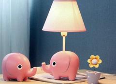 选择合适的儿童台灯 促进孩子健康成长