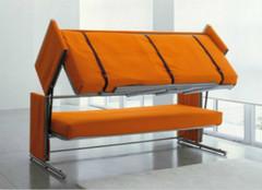 折叠沙发床:让空间不再有狭隘感