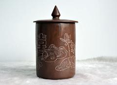 木鱼石保健杯:物美价廉益处多