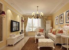 客厅吊顶有妙招 生活质量变更高