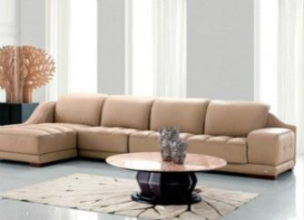 布艺PK真皮 哪款沙发才是你的菜?