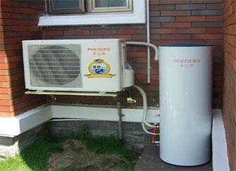"""空气能热水器选购""""四要点""""拒绝忽冷忽热"""