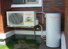 拥有空气能热水器     拒绝忽冷忽热