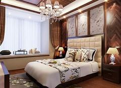 传统与新中式卧室背景墙 哪款是你的菜?