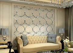 很多人都不知道的客厅背景墙装修 裸墙利用率100%