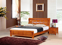 橡木床优缺点解析  选购需谨慎