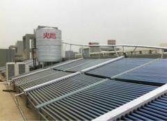 太阳能热水器:科技时代的标志