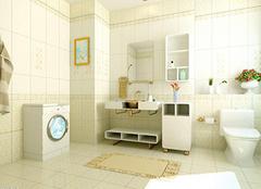 浴室空间太小 这样搭配会更好