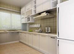 厨房设计的四个事项 你都注意了吗?